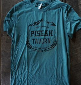The Hub Pisgah Tavern SC Triblend S/S Tee -