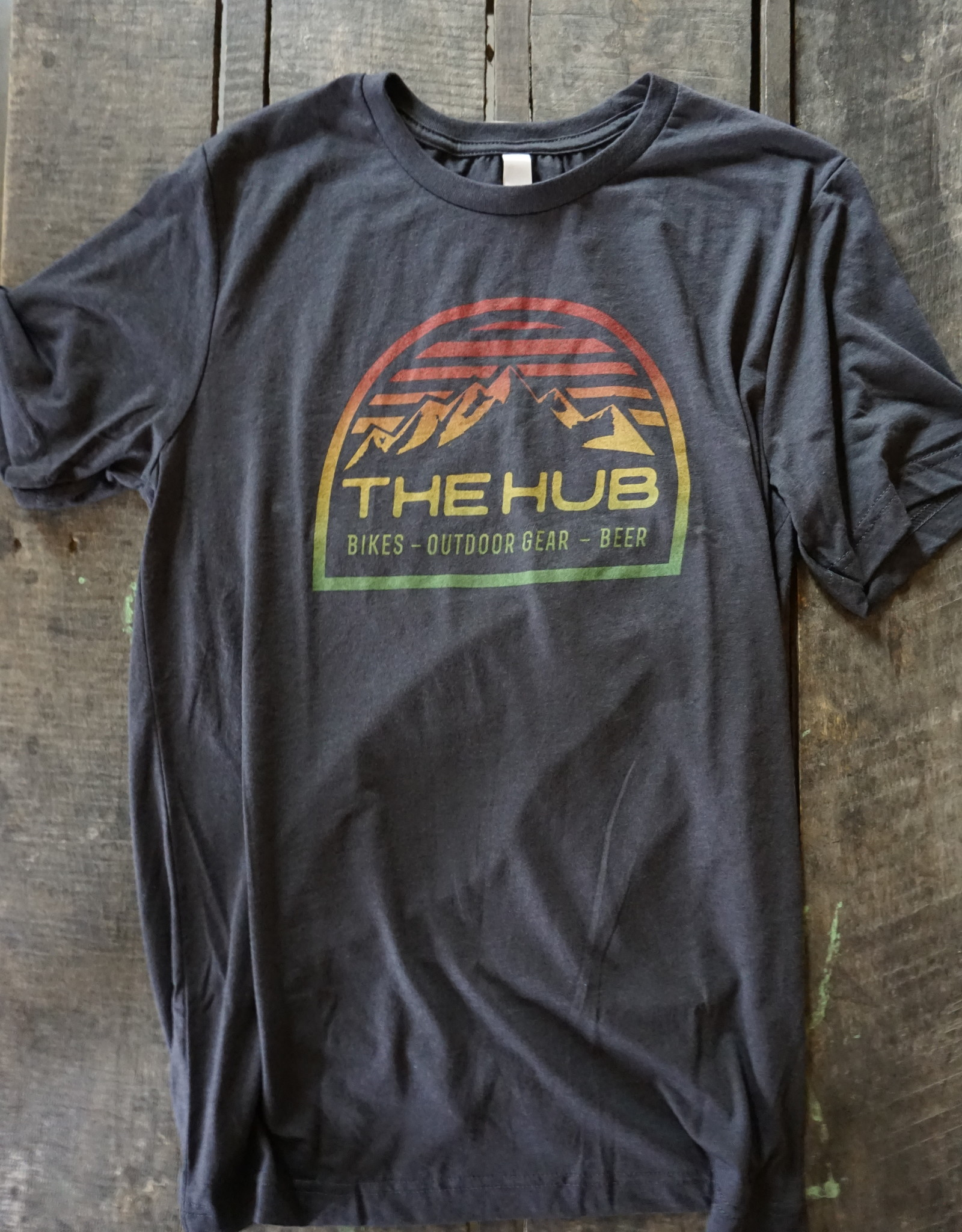 The Hub Hub Rasta Dome TriBlend S/S -