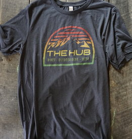 The Hub Hub Rasta Dome TriBlend S/S -