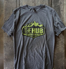 The Hub Classic Hub Full Color Front Print -