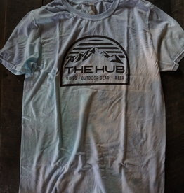 The Hub Hub Dome Logo Tie Dye S/S -