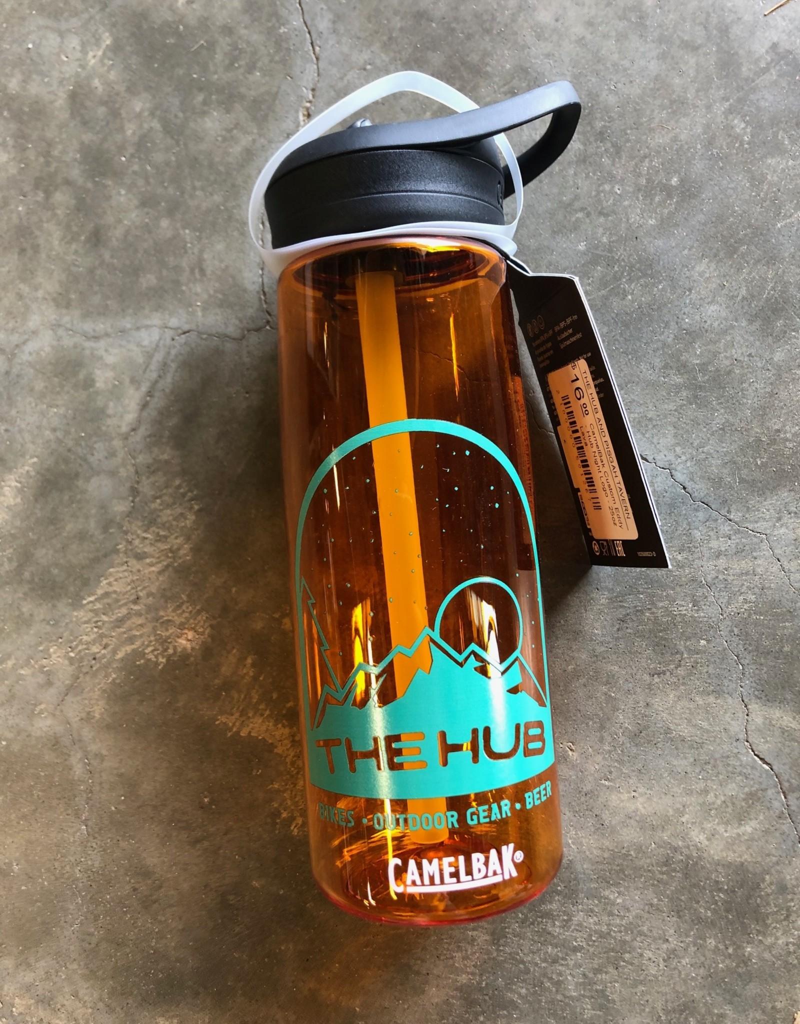The Hub CamelBak Custom Eddy - Hub Night Logo - 25oz
