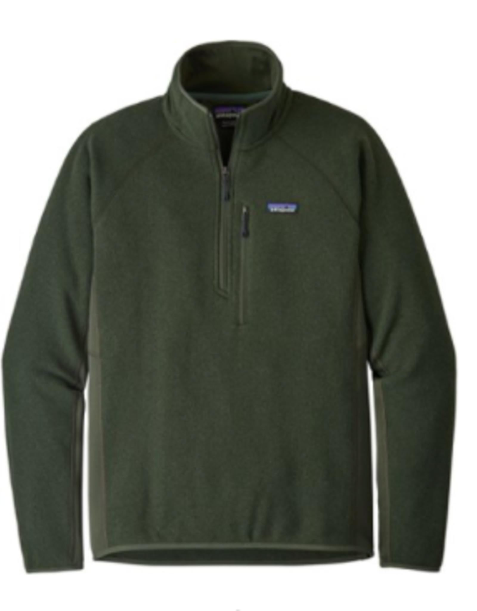 Patagonia M's Performance Better Sweater 1/4 Zip