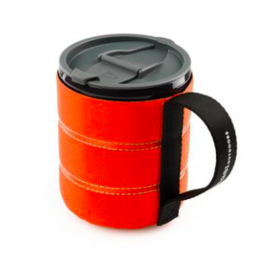 GSI OUTDOORS Infinity Backpack Mug - Orange