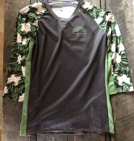 Giro Hub Rhodo Bloom  Jersey - 3/4 Sleeve