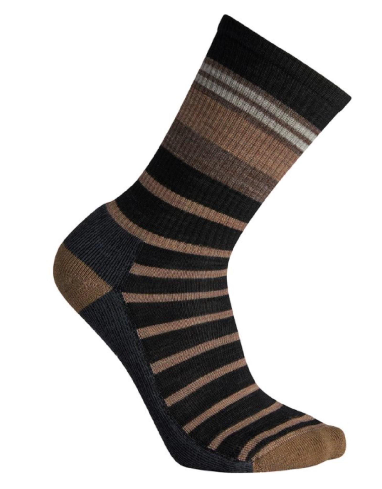 Smartwool Hike Light Striped Crew