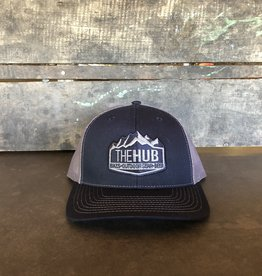 The Hub 112 Standard Hub Emb. Trucker -