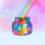 capri BLUE® Rainbow Watercolor Signature Jar