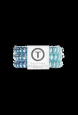 TELETIES Blue Sapphire 3-pack