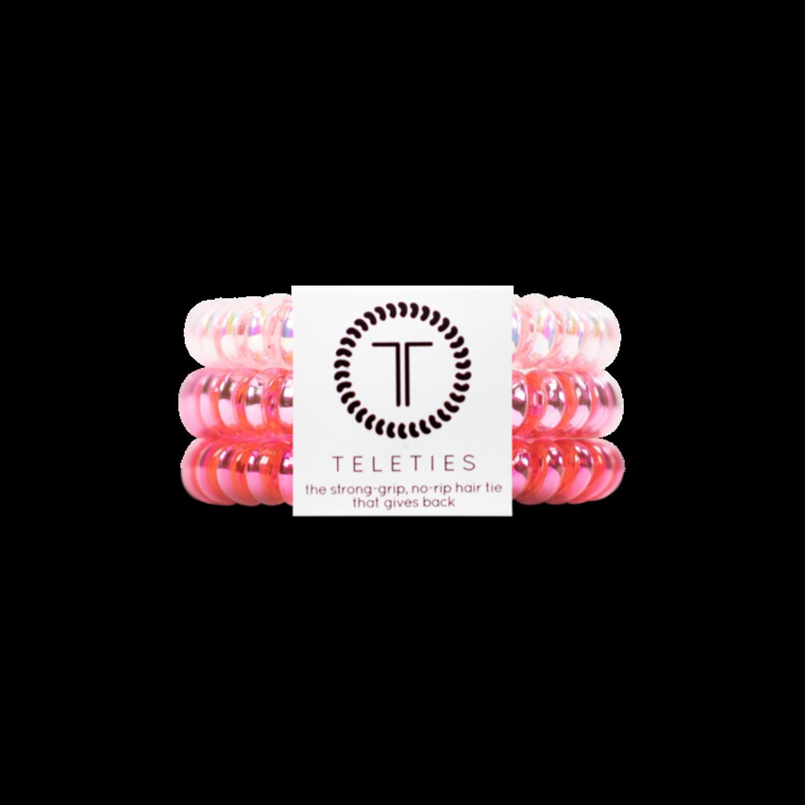 TELETIES Think Pink 3-pack