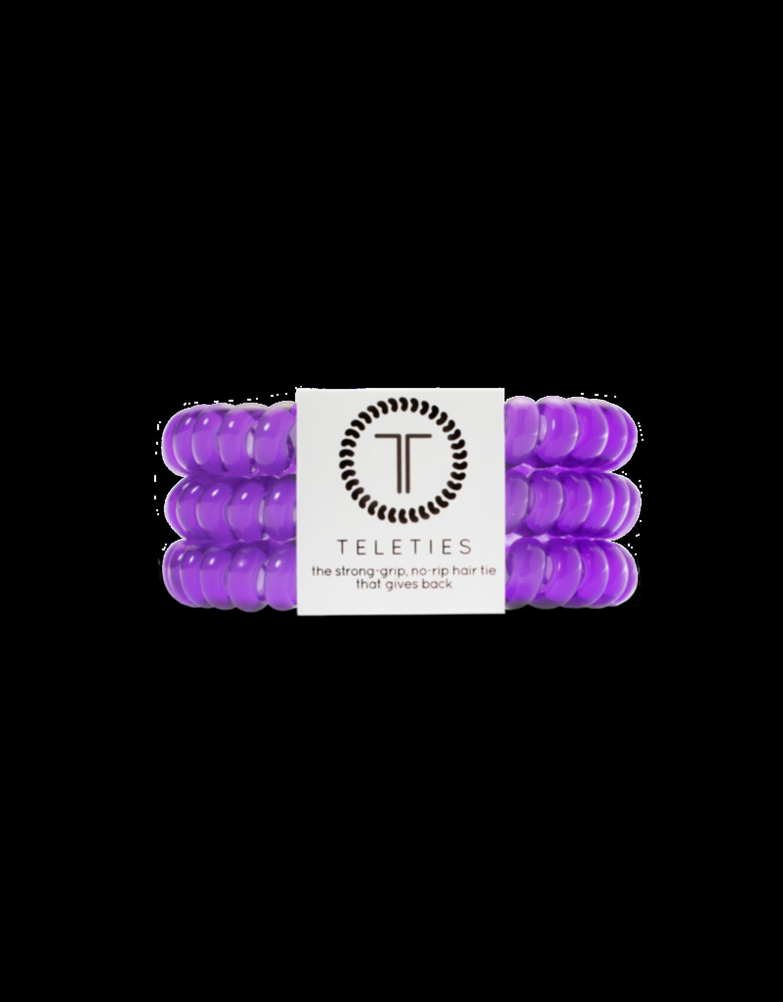 TELETIES Ultraviolet 3-pack