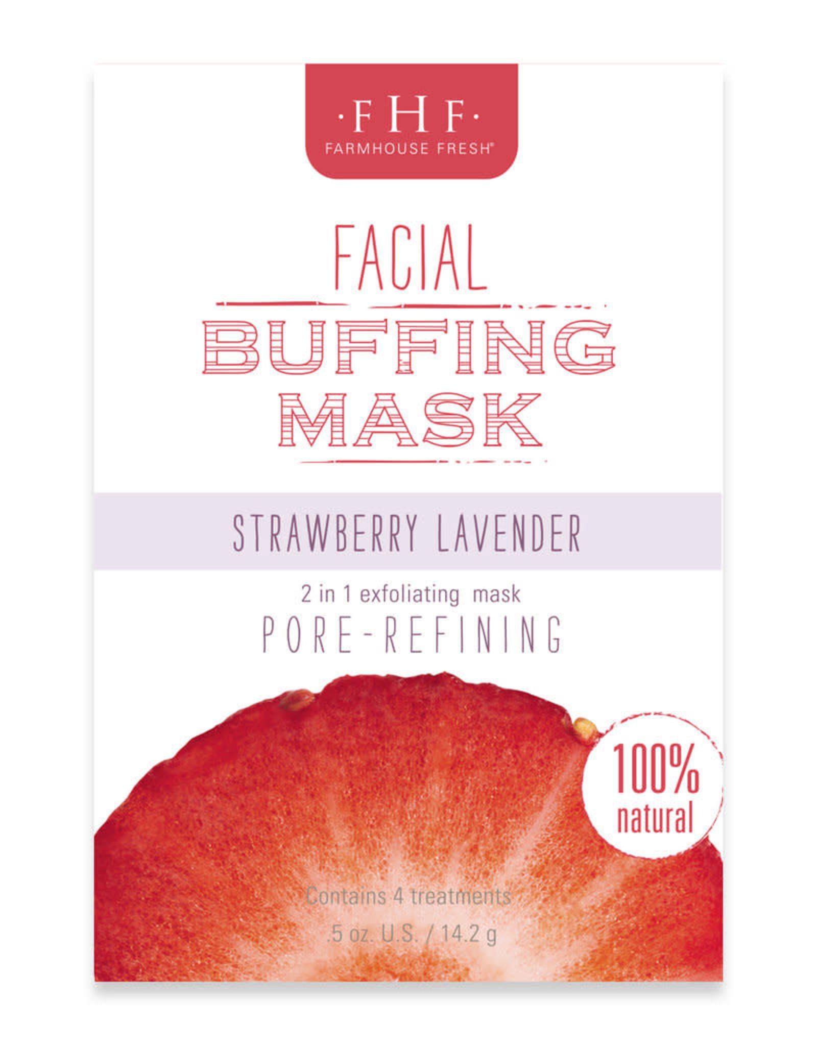 Farmhouse Fresh Facial Buffing Mask