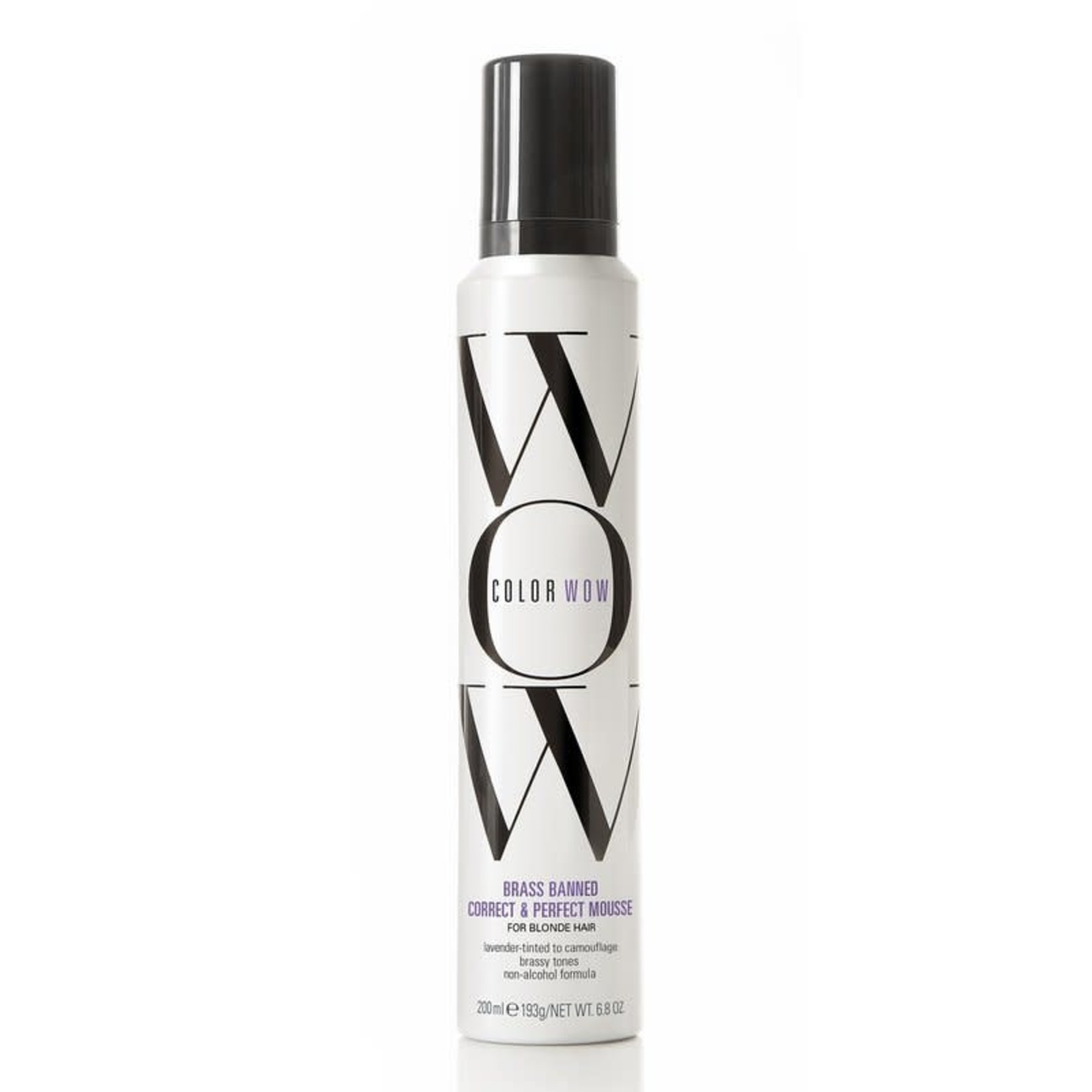 COLOR WOW BRASS BANNED MOUSSE