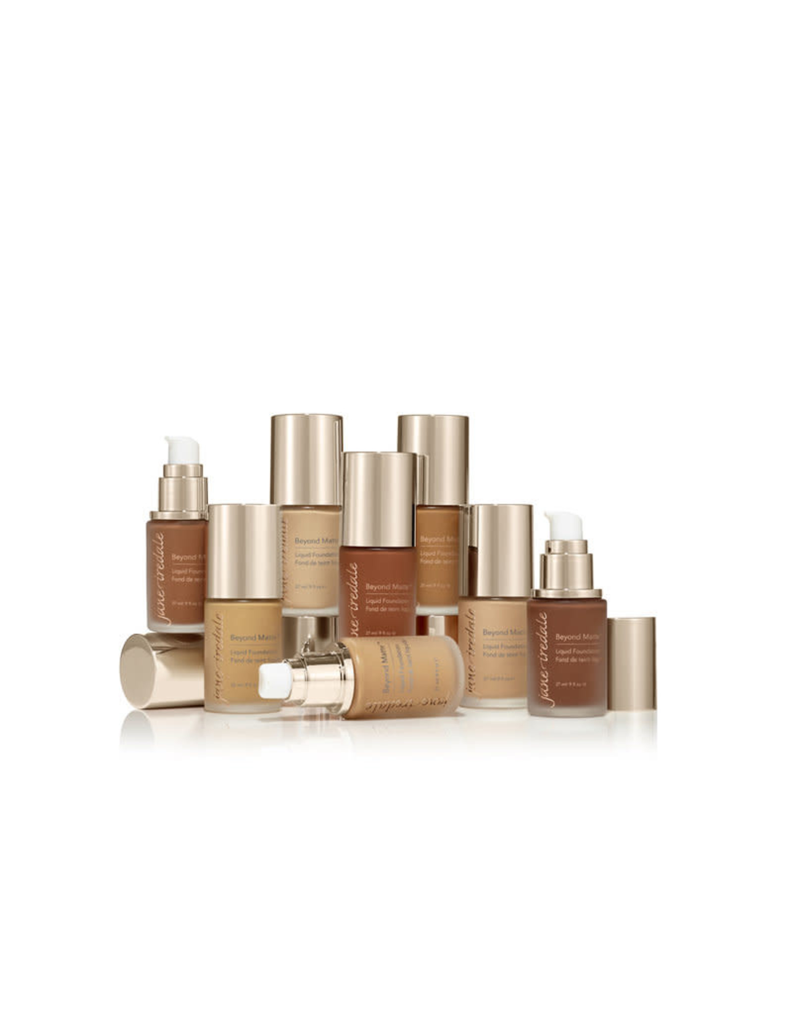 Jane Iredale Beyond Matte™ Liquid Foundation