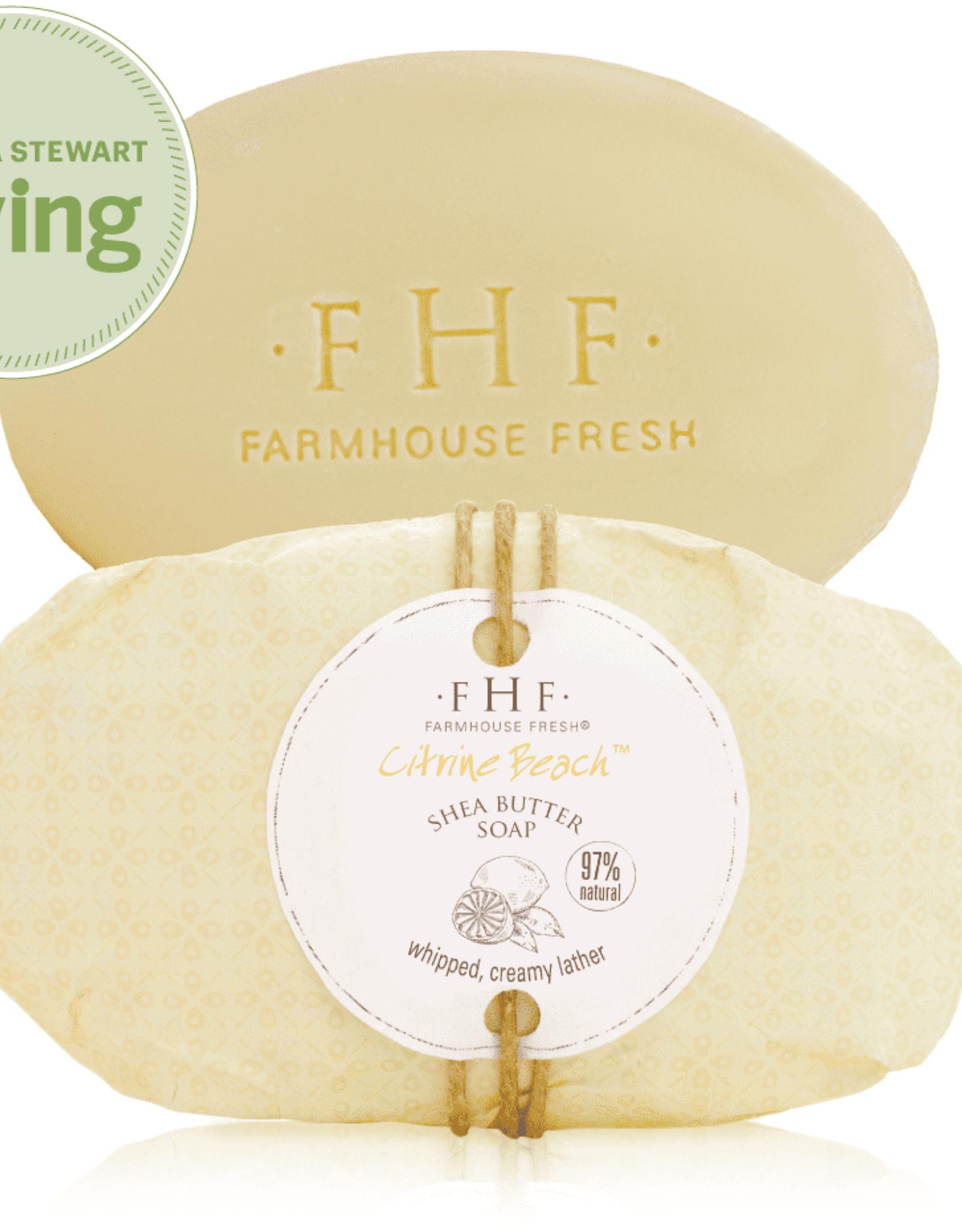 Farmhouse Fresh Shea Butter Soap
