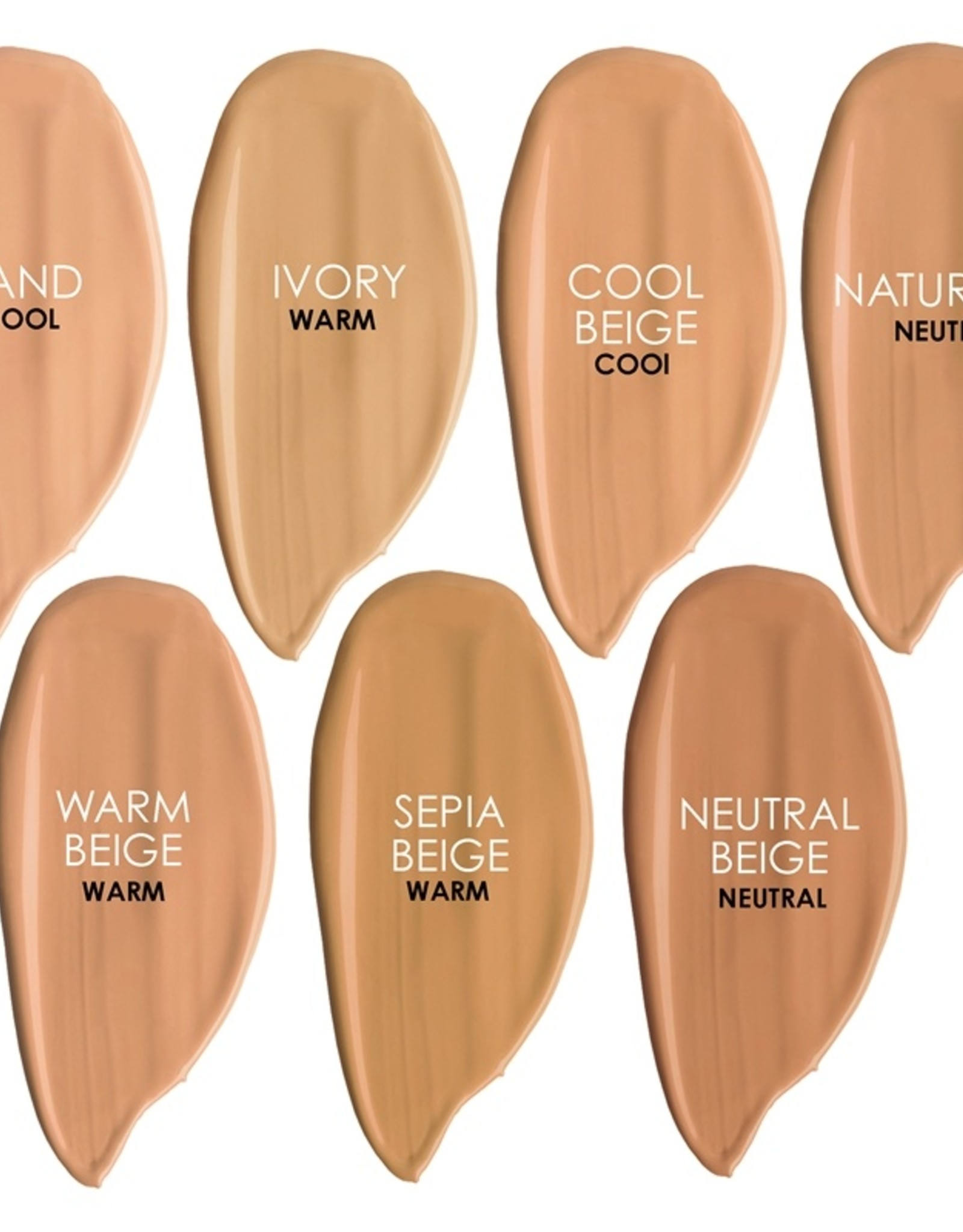 Color Me Beautiful Moisture Complex Liquid Foundation