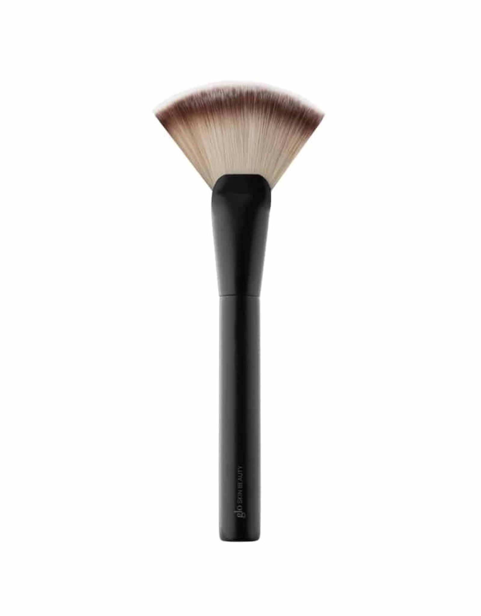 201 Fan Highlighter Brush