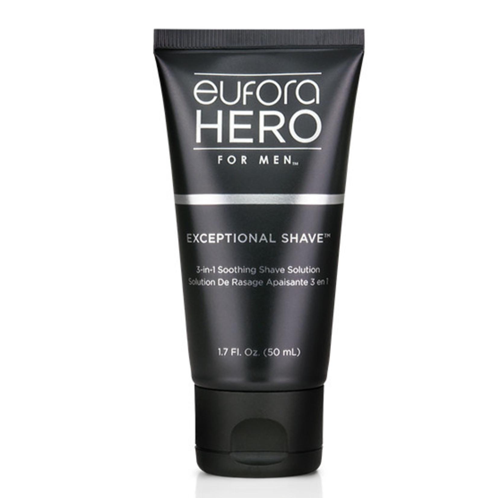 Eufora Exceptional Shave