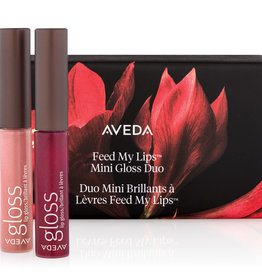 AVEDA Feed My Lips™ Mini Gloss Duo