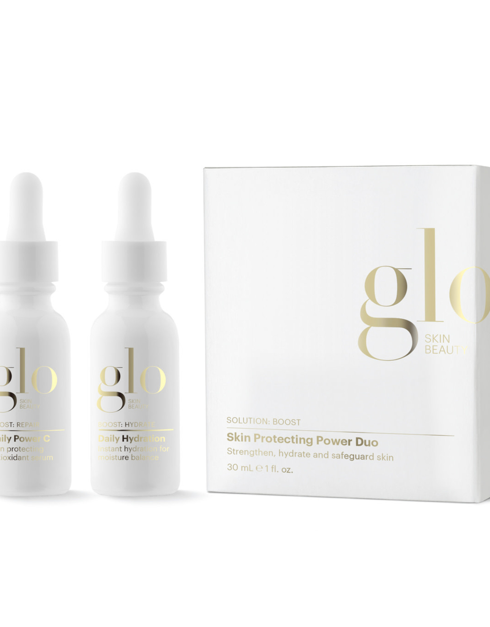 Glo Skin Beauty Skin Protecting Power Duo