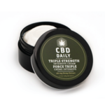 CBD Daily CBD Triple Strength Intensive Cream
