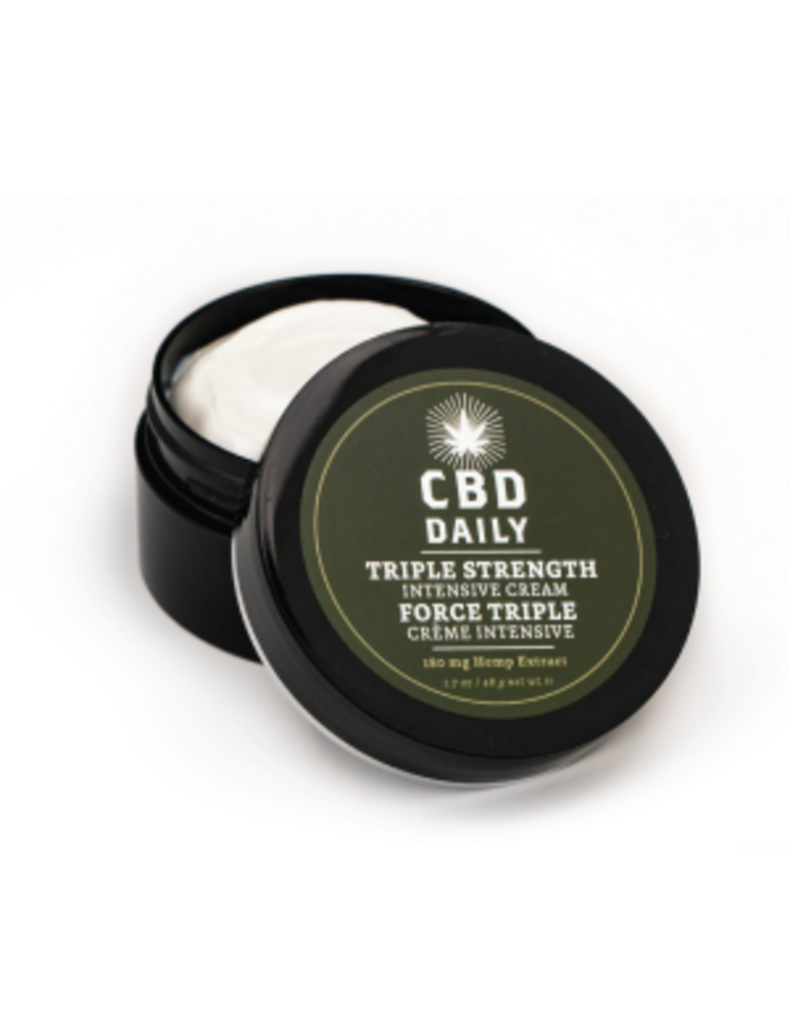 CBD Daily CBD Triple Strength Intensive Cream