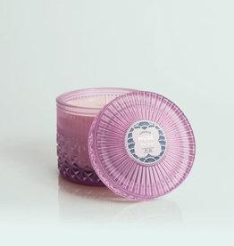 Capri-Blue Muse Faceted Jar