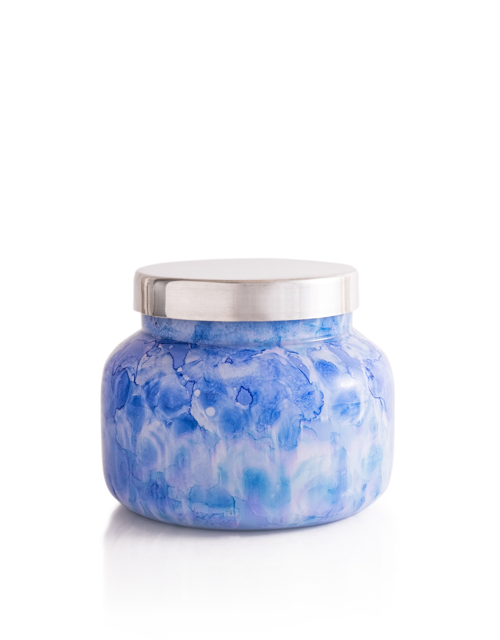 Capri-Blue Watercolor Signature Jar