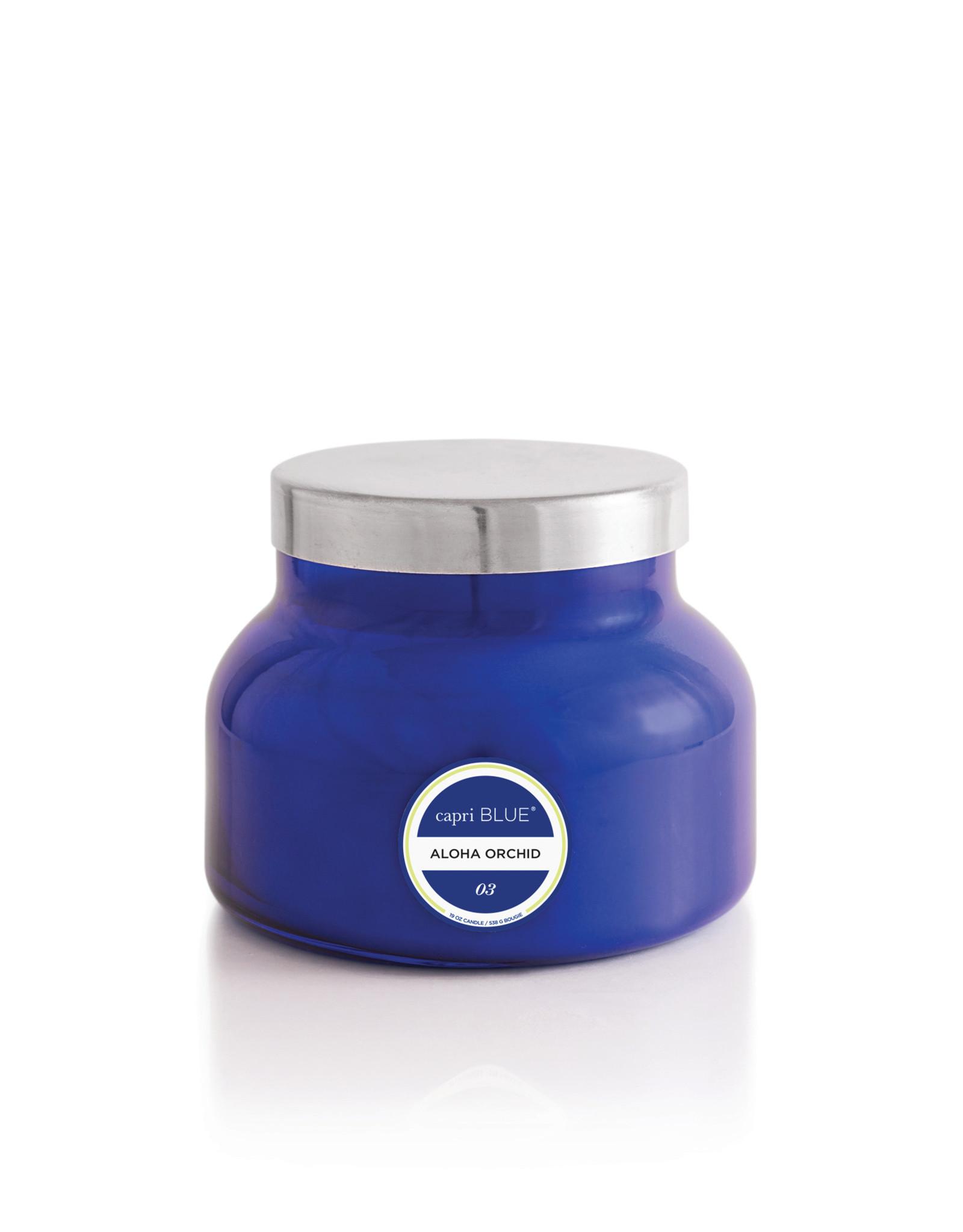 capri BLUE® Signature Jar Candle