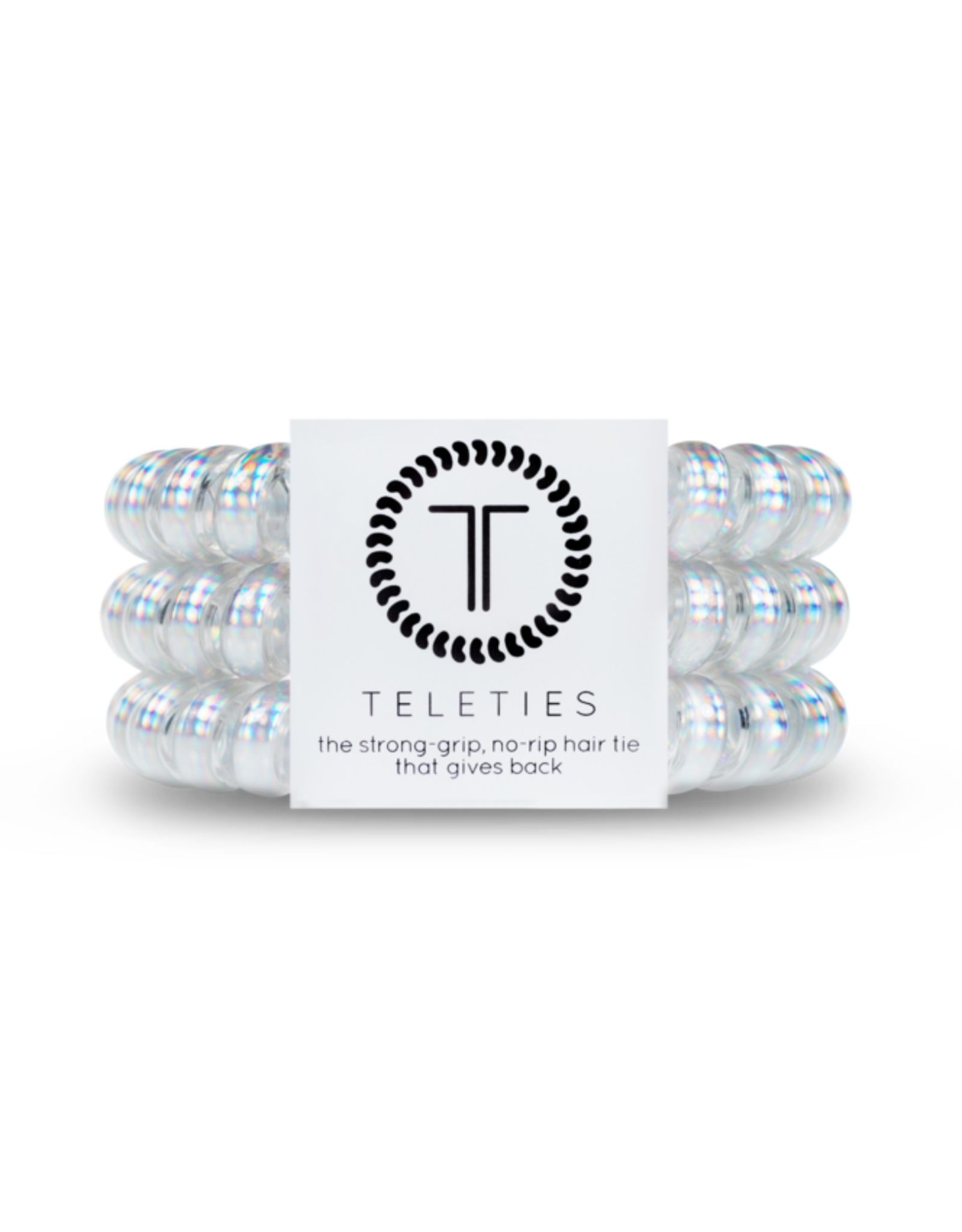 TELETIES Holla-graphic 3-pack