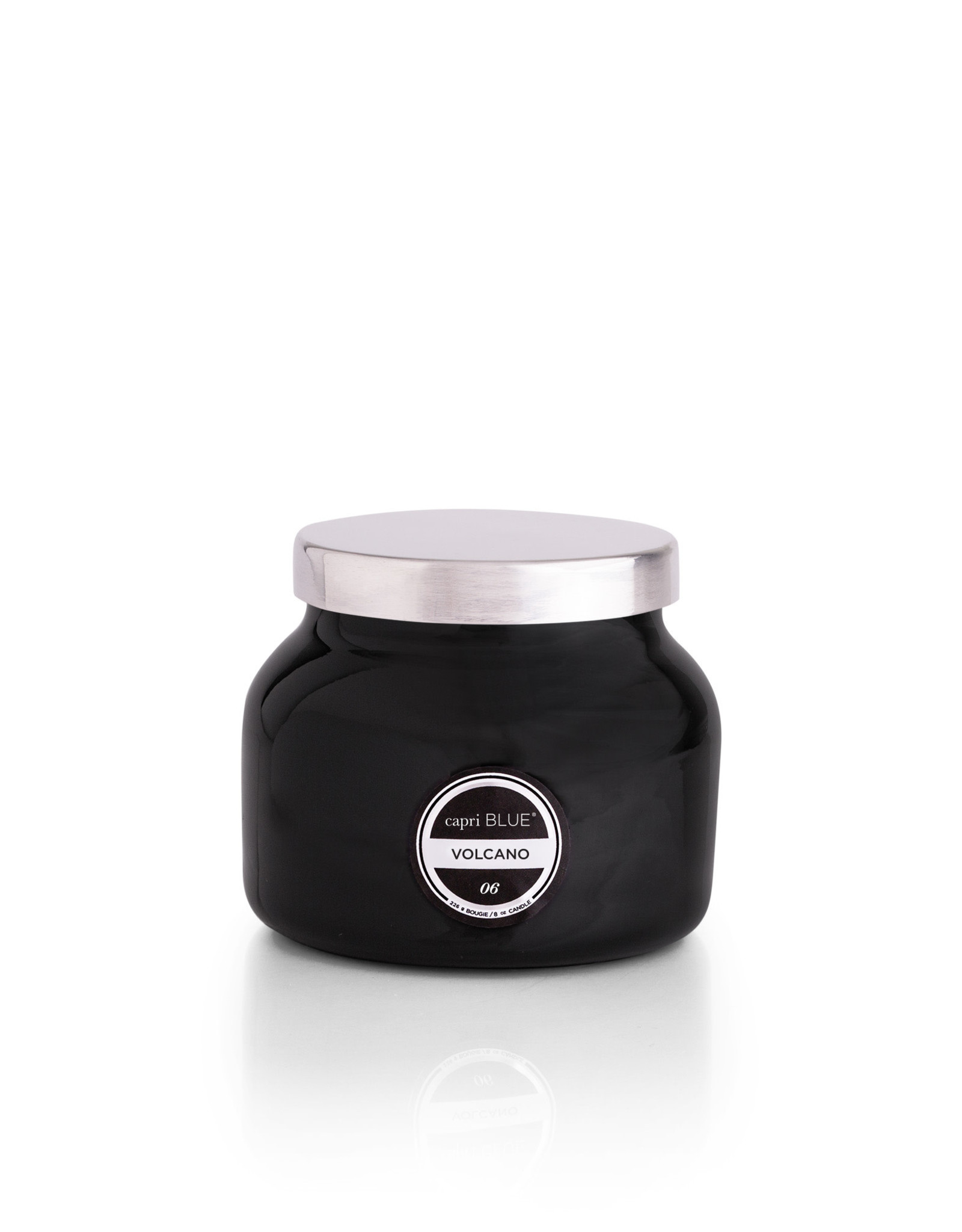 capri BLUE® Black Signature Jar Candle