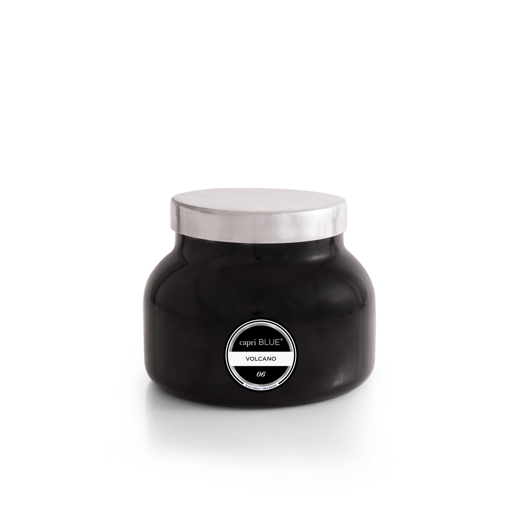 capri BLUE® Black Signature Jar Candle