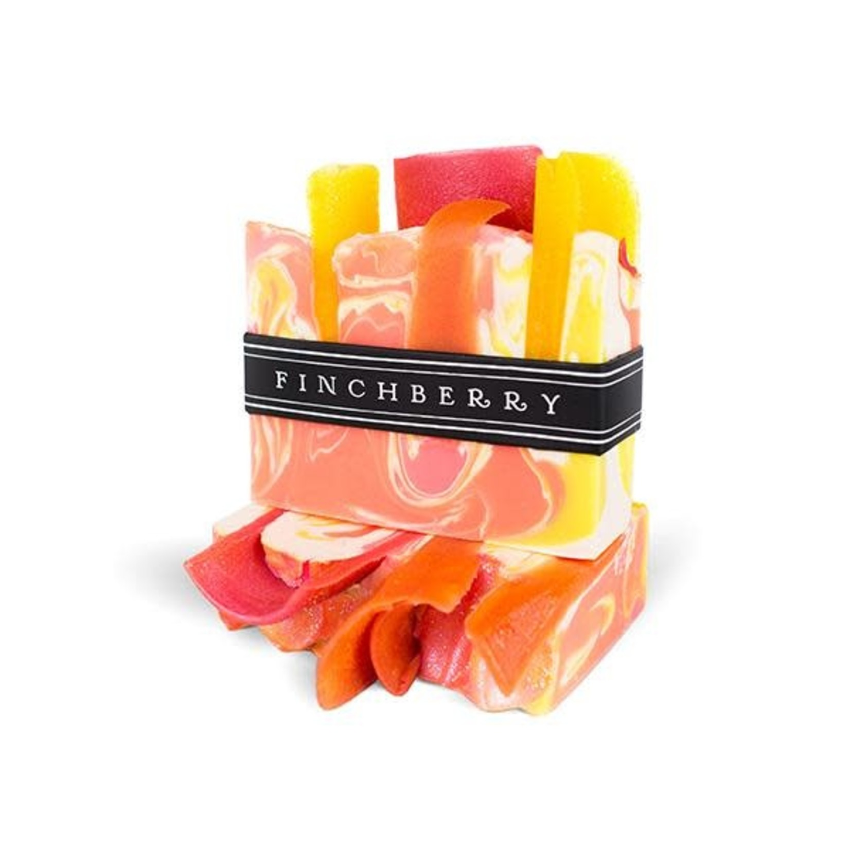 FinchBerry Soapery Main Squeeze - Handcrafted Vegan Soap