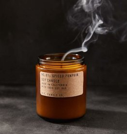 P.F. Candle Co. Spiced Pumpkin Soy Candle