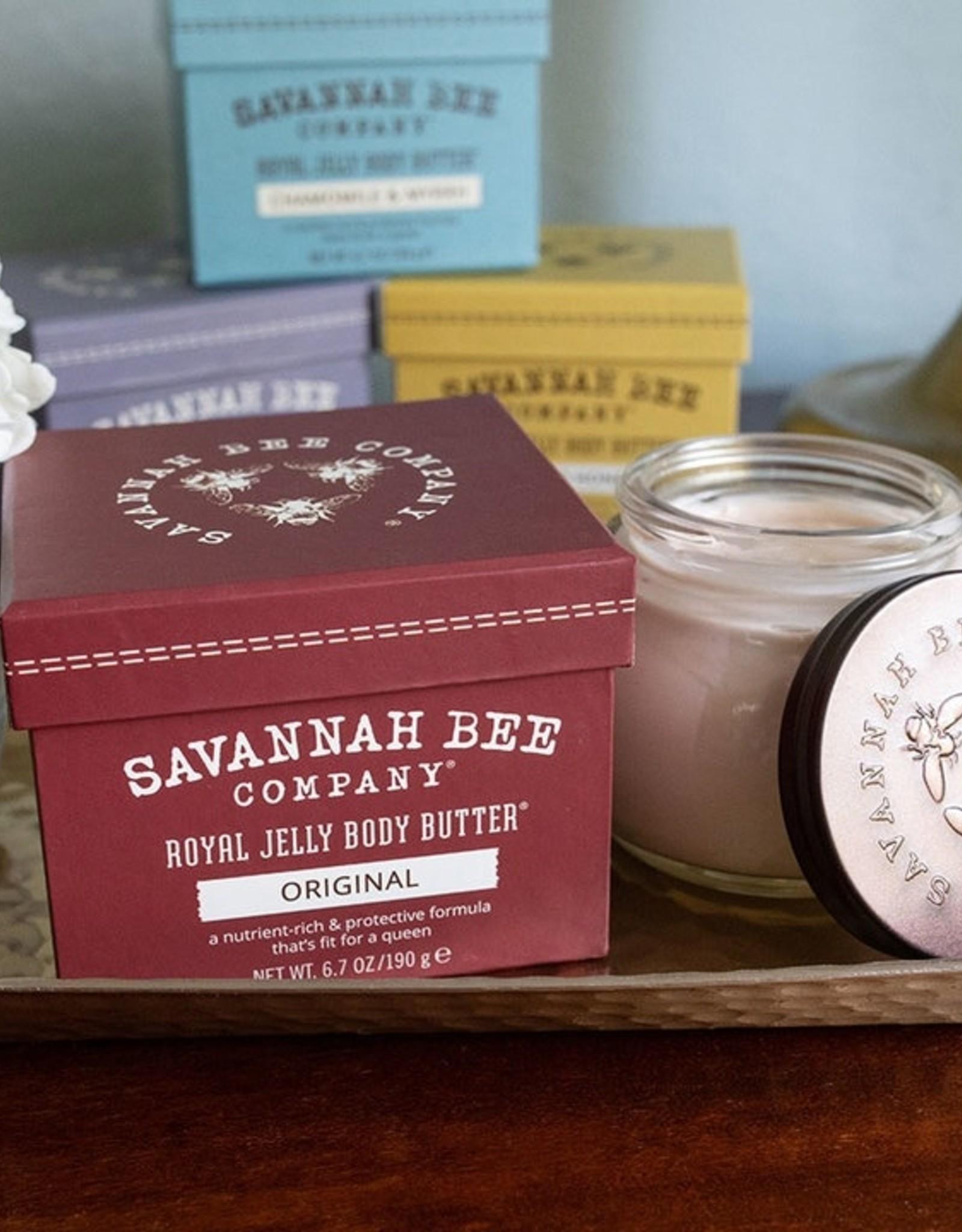 Savannah Bee Company Royal Jelly Body Butter®