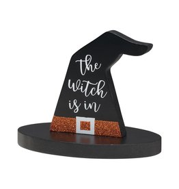 Witch Hat 3D Cutout