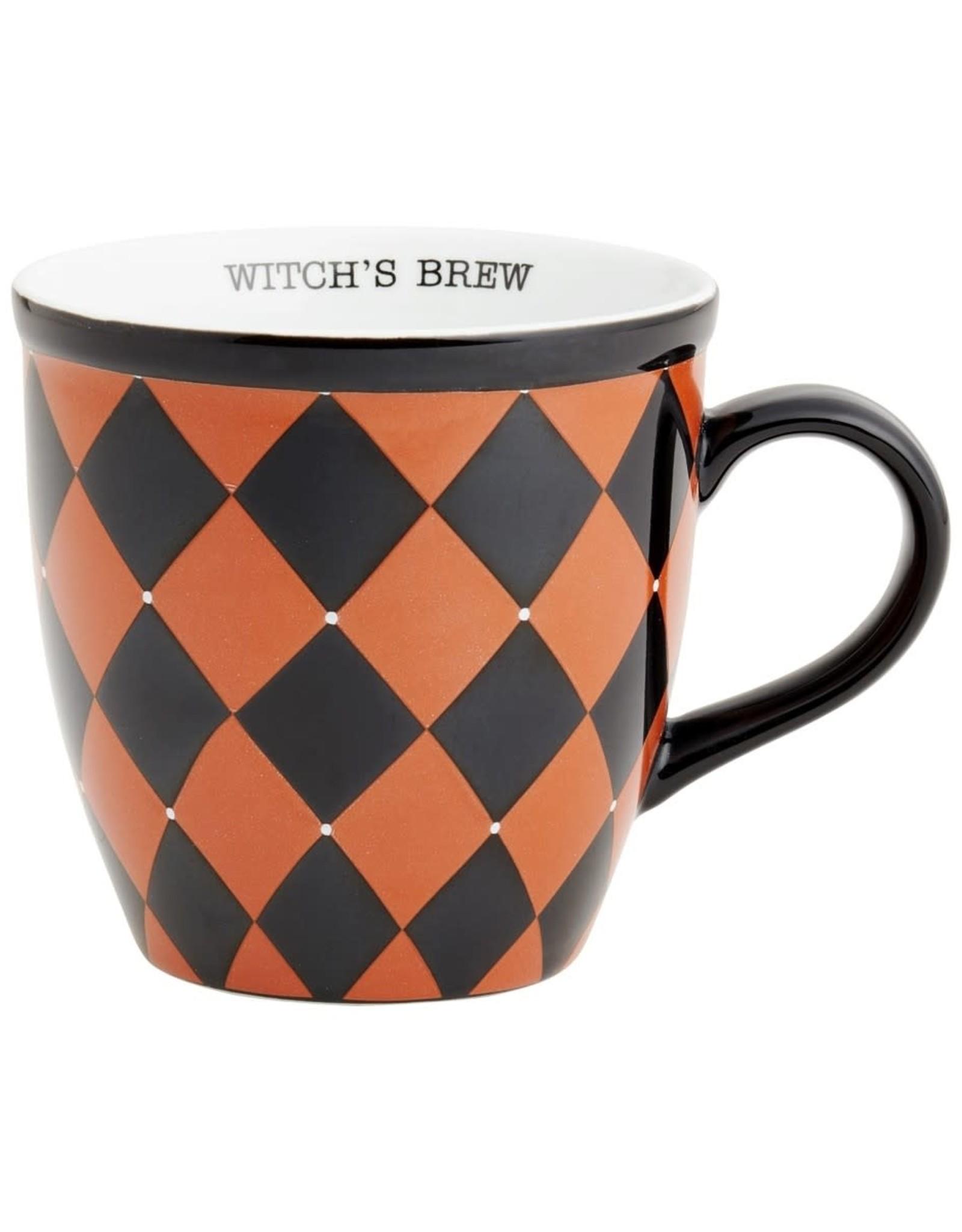 Witch's Brew Harlequin Mug