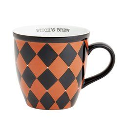 Witch's Brew Harlequin Mug