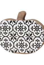 Farah Wooden Pumpkin Cutout