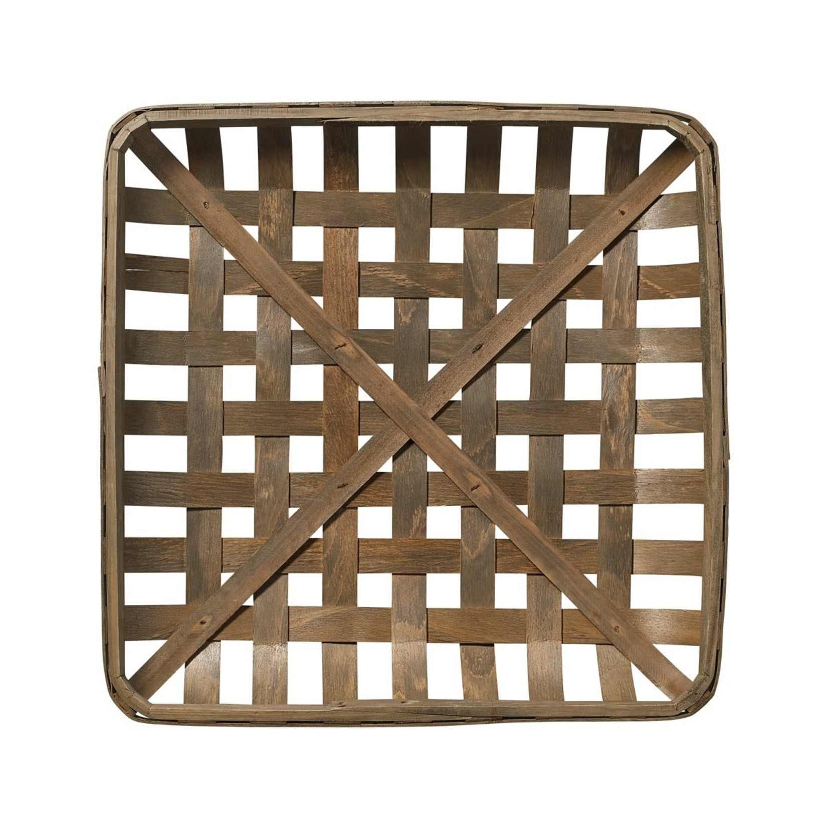 Collins Painting Square Tobacco Basket