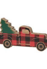 RB Truck Wood Cutout