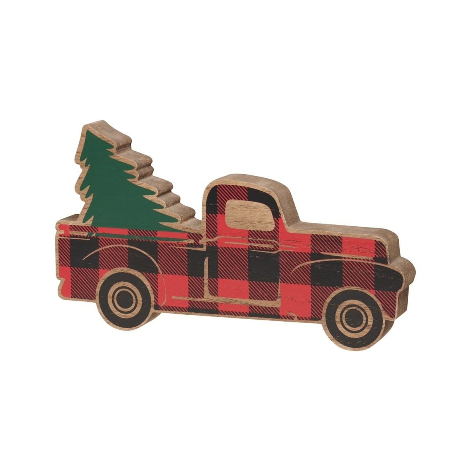 Collins Painting RB Truck Wood Cutout