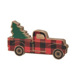 RB Truck Wood Cutout