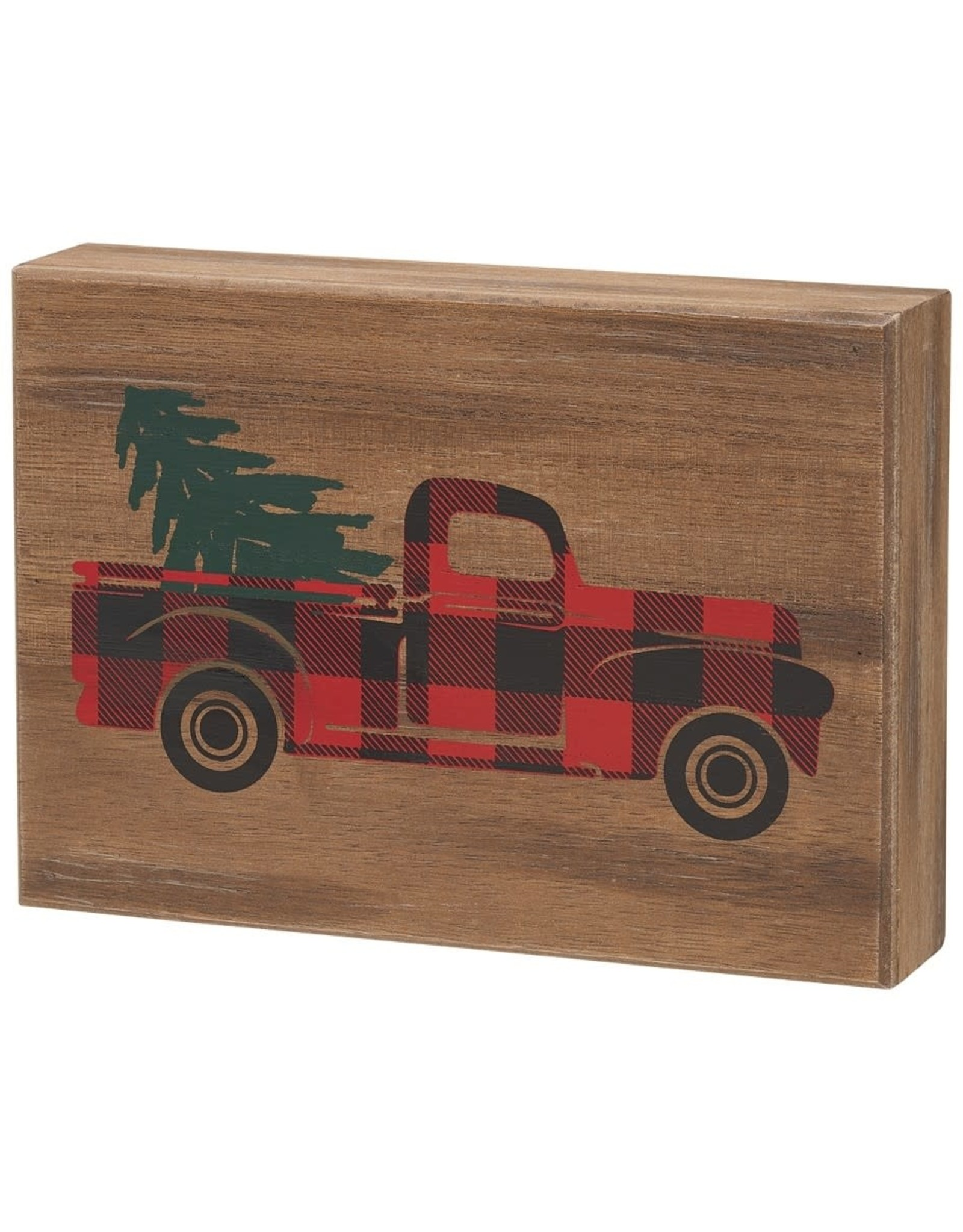 RB Check Truck Box Sign