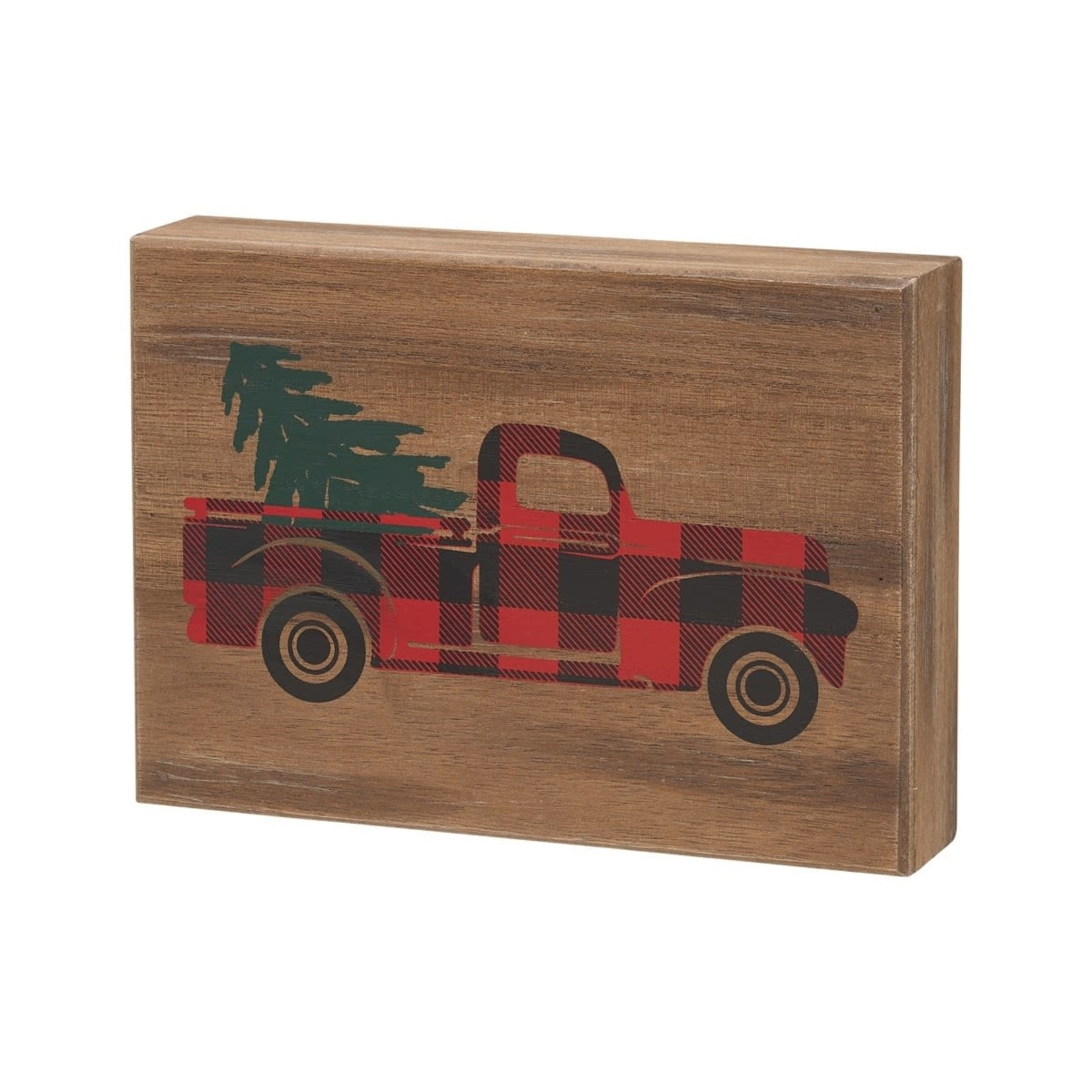 Collins Painting RB Check Truck Box Sign
