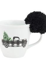BW Truck Mug