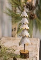 Galvanized Christmas Tree