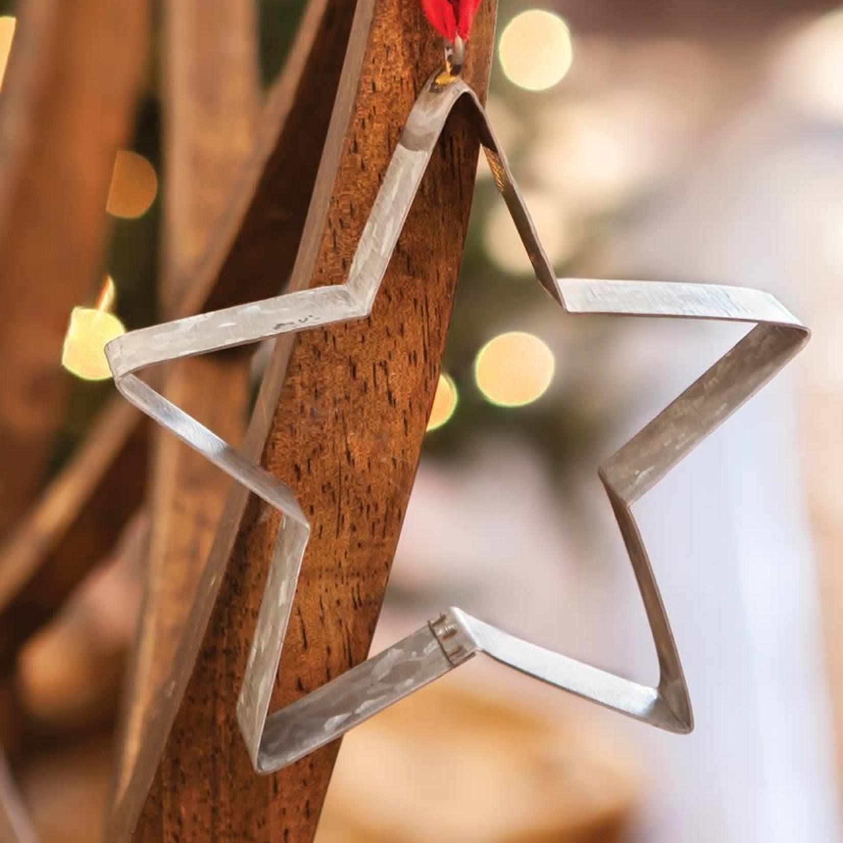 Star Cookie Cutter Ornament