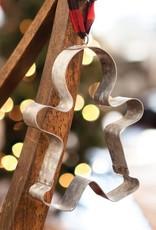 Gingerbread Cookie Cutter Ornament