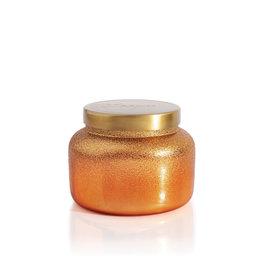 capri BLUE® Pumpkin Dulce Glitz Jar